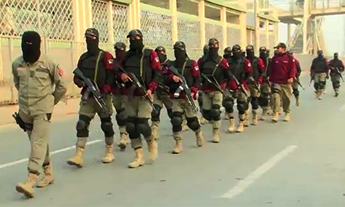 250 suspects, facilitators arrested in crackdown on COAS orders
