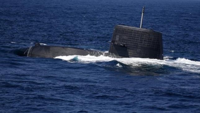 Japanese submarine to visit Philippines