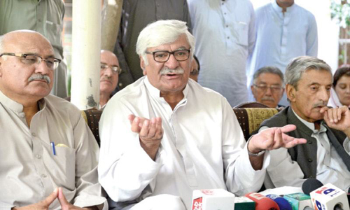 ANP committee meets over Panama Leaks
