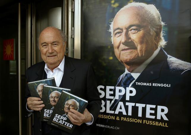 Blatter says he tried to act as intermediary in Burundi crisis