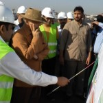 CM Punjab Shahbaz Sharif visits OMT routes to review progress