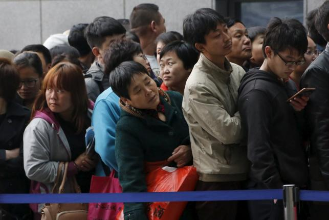 Scalped: At China's creaking hospitals, illegal ticket touts defy crackdown