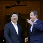 Britain's Cameron urges talks on steel crisis with China at G20