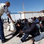 EU sees 'alarming' migrant buildup in Libya, warns Italy