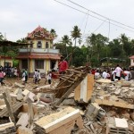 Indian temple fire claims more than 100 lives