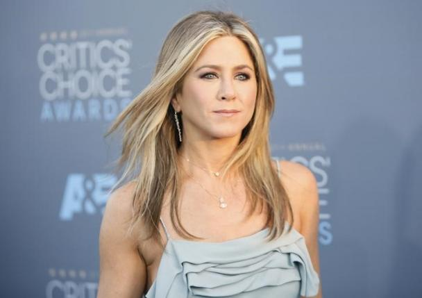 Jennifer Aniston named People's 'most beautiful' woman