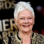 British actress Judi Dench picks up record eighth Olivier Award