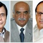 PPP's Khurshid Shah to meet PML-Q's Pervaiz Elahi, Shujaat Hussain