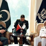 Chinese high-ranking military officer calls on CNS Admiral Zakaullah