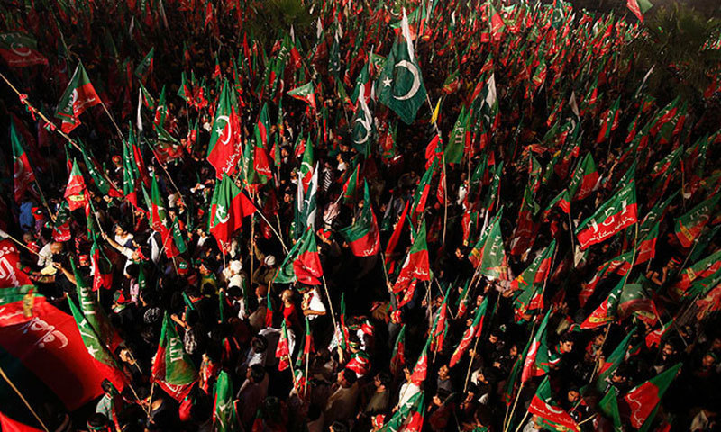 Govt, PTI refuse to budge on The Mall rally