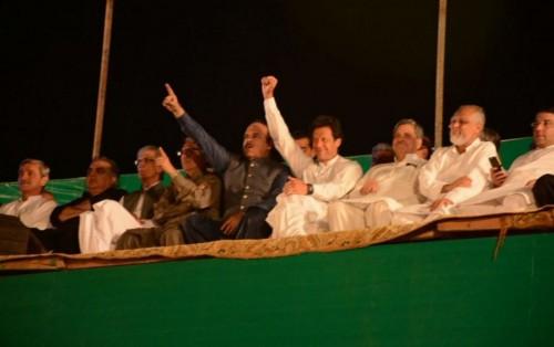 PTI Rally 3