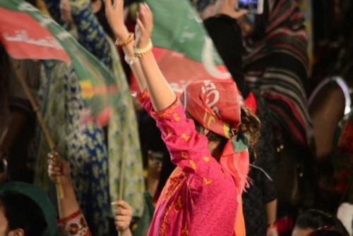 PTI Rally 5