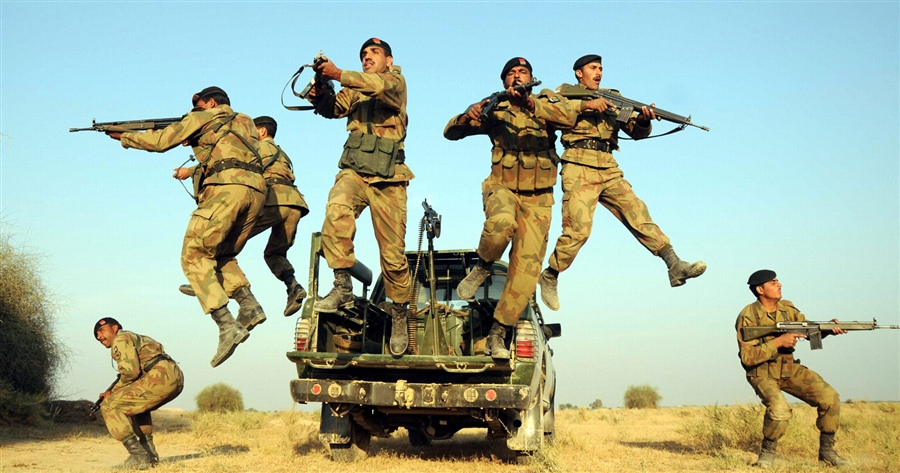Pak Army Launches Decisive Operation Against Chotu Gang