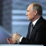 Russia's Putin: Panama papers are 'provocation'