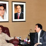 PPP co-chairman Asif Zardari summons Rehman Malik to London