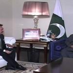 Rehman Malik calls on Asif Zardari in London