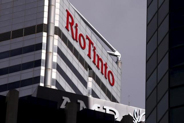 Australia's Rio Tinto to take longer to pay as resource slump bites