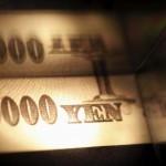 Yen drops on rate cut talk; oil climbs, stocks steady