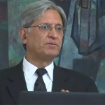 PM Nawaz should morally resign: Aitzaz Ahsan