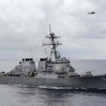 US plans third patrol near disputed South China Sea islands