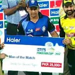 Khyber Pakhtunkhwa beat Sindh by seven runs in Pakistan Cup