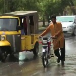 Windstorm, rain lash several cities in Punjab, KPK