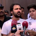 Ali Haider's recovery is a success of our armed forces, says Ali Moosa Gillani