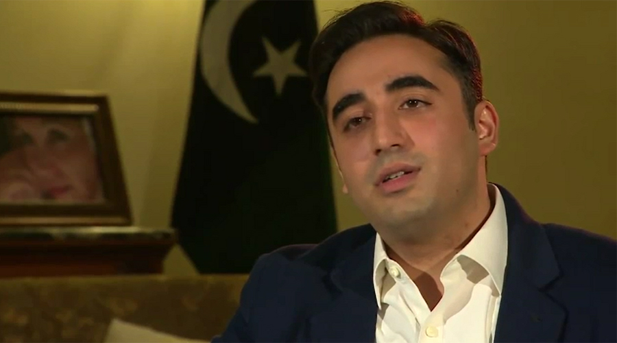 We won't let government escape, says Bilawal Bhutto