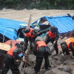 China landslide death toll climbs to 22