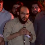 Ali Haider Gilani receives rousing welcome in Multan