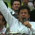 Imran Khan declares PM Nawaz Sharif a king of corruption