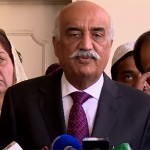 Khurshid Shah to send letter to PM for inquiry into Panama Leaks