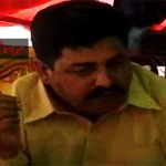 Okara SHO Mehr Ismail sent to Police Lines after journalists' protest