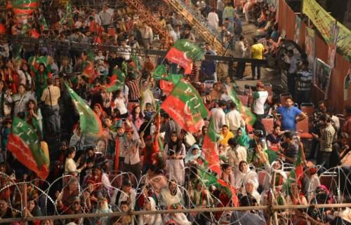 PTI Rally 4