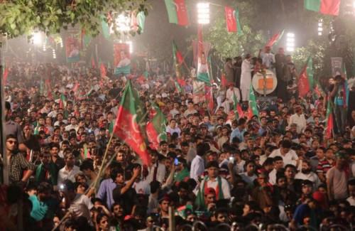 PTI Rally 7