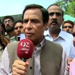 My son has no offshore company, claims Ch Pervaiz Elahi