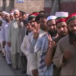 Polling underway in PK-8 by-polls
