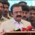 Foolproof security to be provided to PTI's rally: Rana Sanaullah