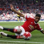 Rashford named in provisional England squad