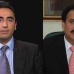 Rehman Malik meets PPP chairman Bilawal Bhutto today