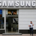 Samsung Elec, Alibaba to team up on mobile payment systems