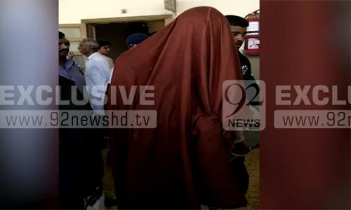 Shahid Hamid murder case: Wife, son identify accused Minhaj Qazi