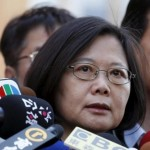Ahead of inauguration, China says Taiwan to blame for any crisis