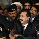 Yousaf Raza Gillani's non-bailable warrants issued