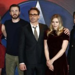 'Captain America: Civil War' starts summer with sizzling $181.8 million