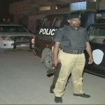 At least 35 suspects held in Karachi