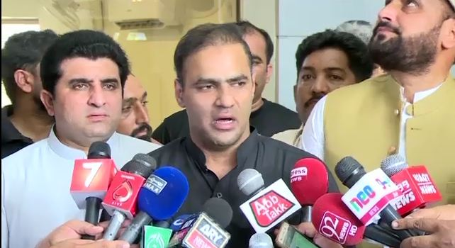 Imran Khan wants to spread chaos in the country: Abid Sher Ali