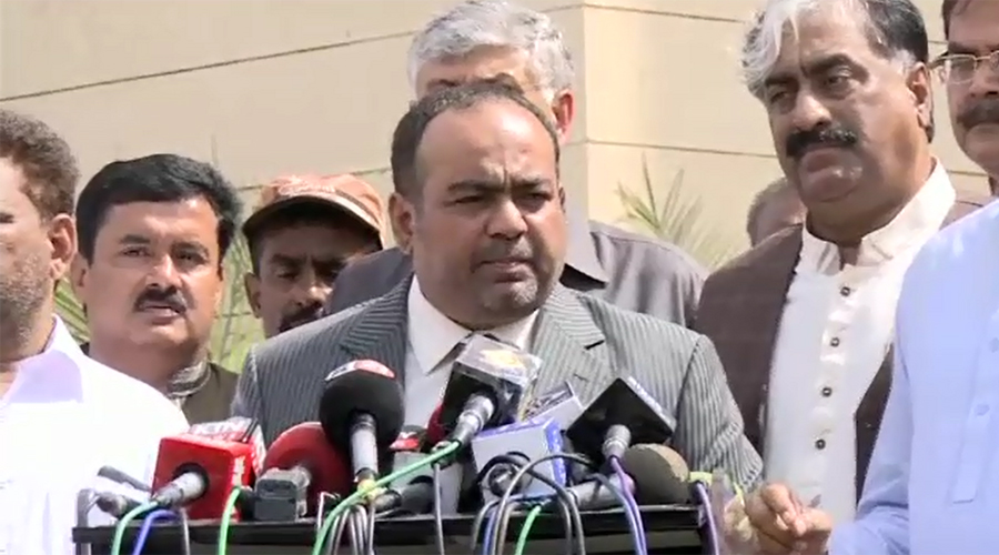 Izharul Hassan lauds security forces measures to restore peace in Karachi