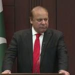 PM Nawaz Sharif condoles with family of martyred Maj Ali Jawad Khan