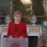 New Scotland independence referendum 'highly likely': Sturgeon